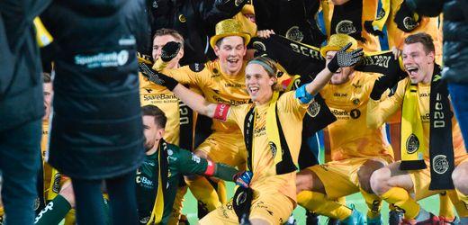 Norwegen: FK Bodø/Glimt wird vorzeitig Meister