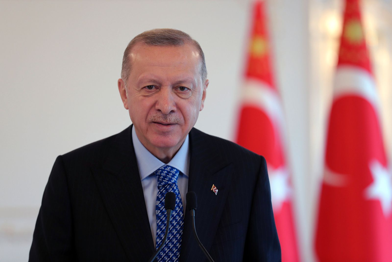 Erdogan kritisiert Frankreichs Präsidenten Macron