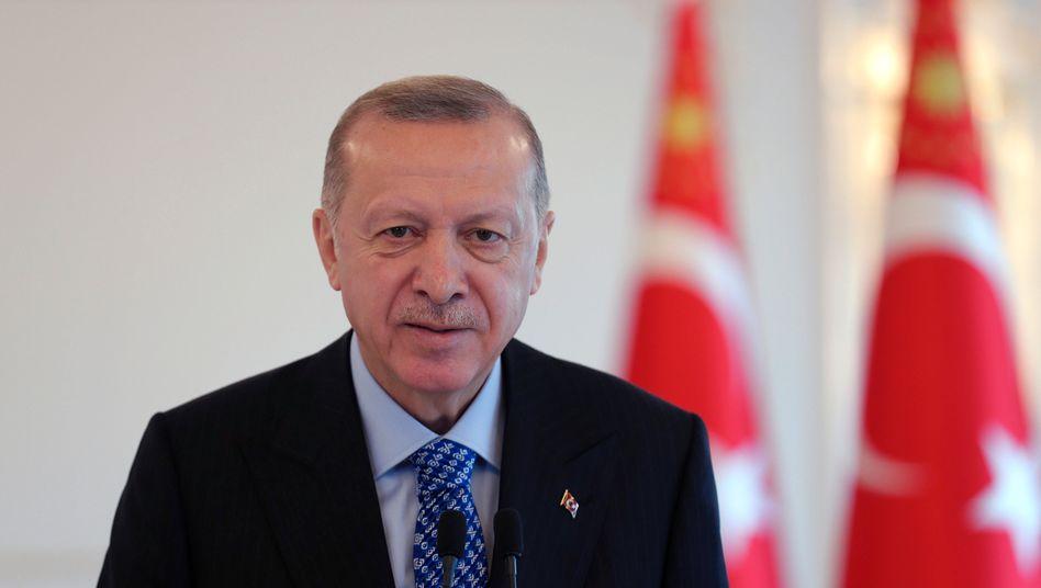 Der türkische Präsident Recep Tayyip Erdoğan trennt sich vom nächsten Notenbankchef