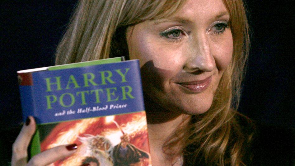 Potter-Autorin Rowling: Am nächsten Bestseller-Erlös wäre ihr deutscher Übersetzer beteiligt