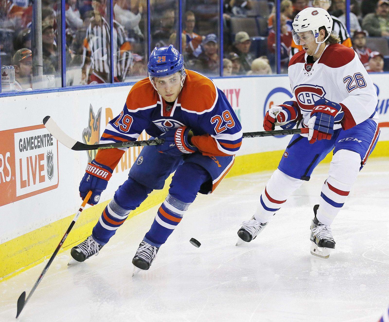 NHL/ Leon Draisaitl