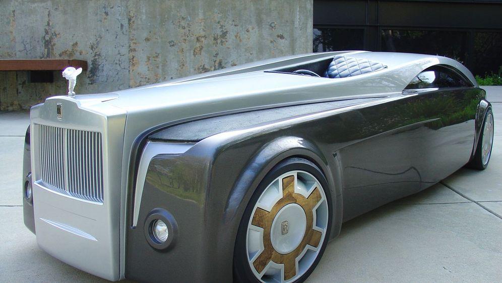 Rolls-Royce-Entwurf: Vision oder Wahnsinn