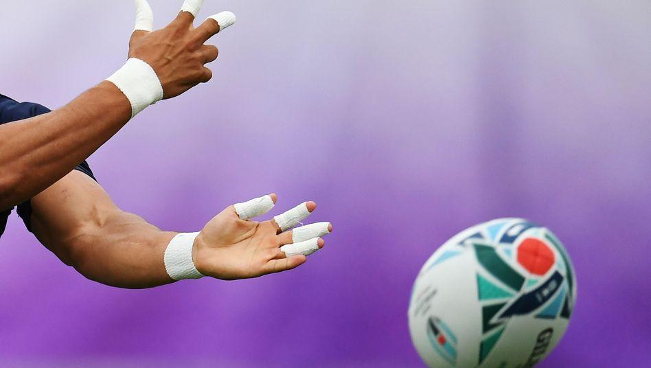 In Japan startete am Freitag die Weltmeisterschaft im Rugby Union