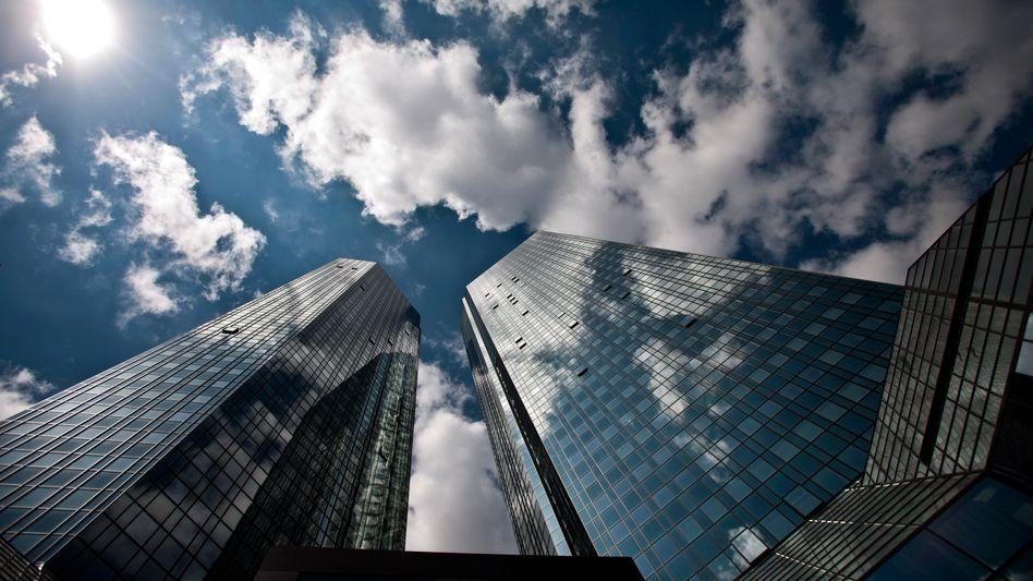 Deutsche Bank in Frankfurt am Main: