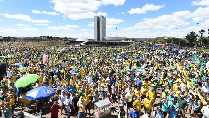 Brasilien: Rousseff unter Druck