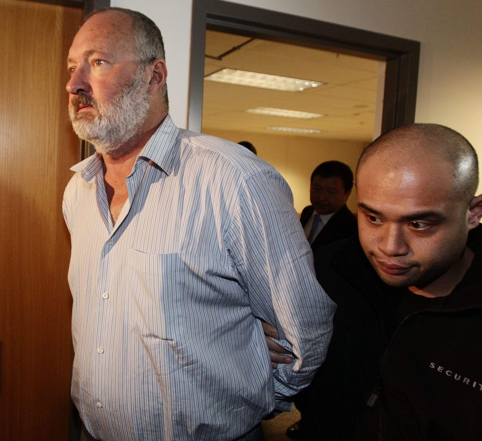 Randy Quaid festgenommen