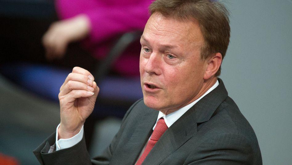 """SPD-Fraktionschef Oppermann: """"Nicht andauernd mit Misstrauen begegnen"""""""