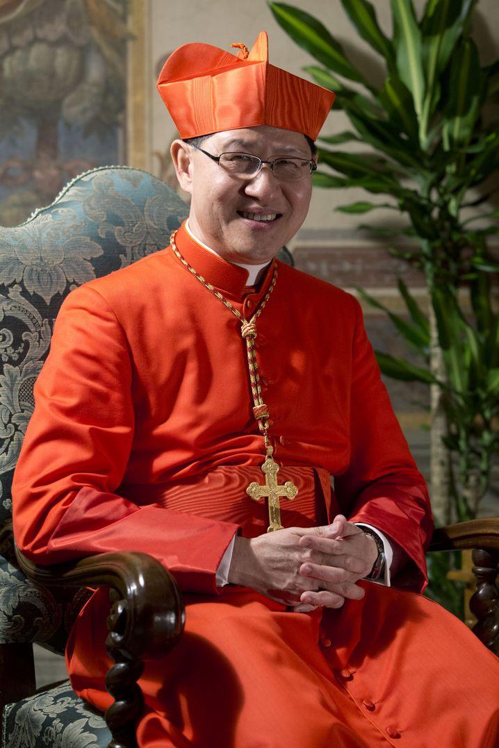 Kardinal Tagle: Durchgreifen gegen Missbrauch