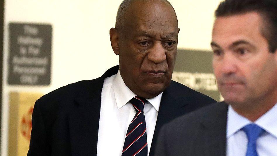 Bill Cosby vor Gericht in Norristown, Pennsylvania