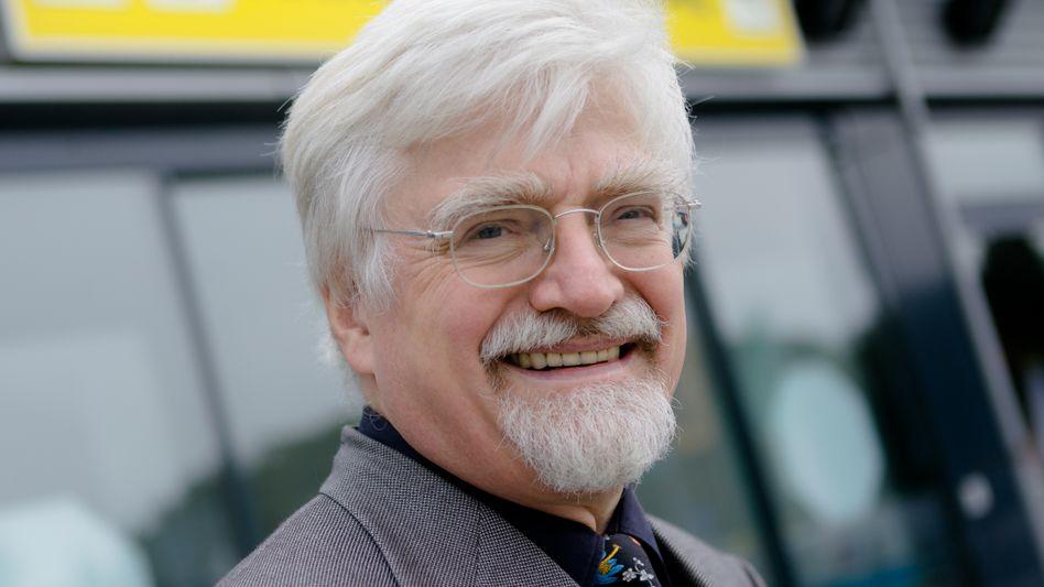 """Unternehmer Winfried Stöcker (im September 2012): """"Reisefreudige Afrikaner"""""""