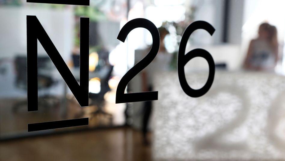 N26-Zentrale in Berlin