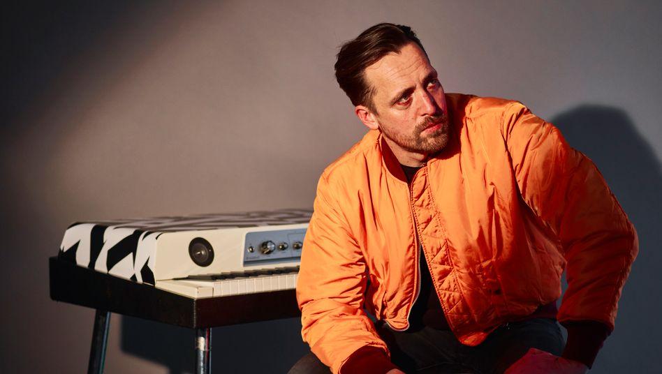 Liedermacher und Rapper Danger Dan