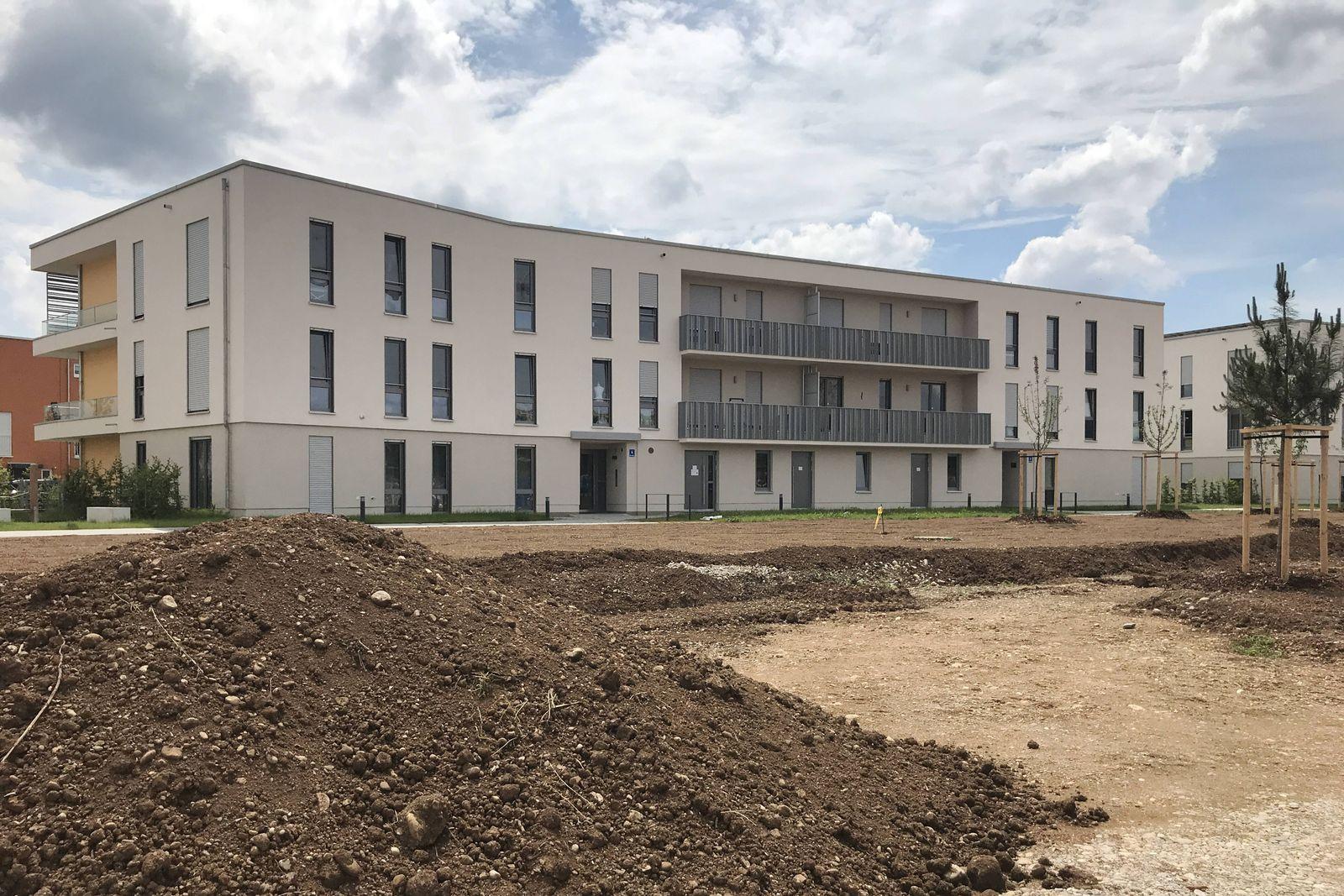 EINMALIGE VERWENDUNG Immobilien/ München