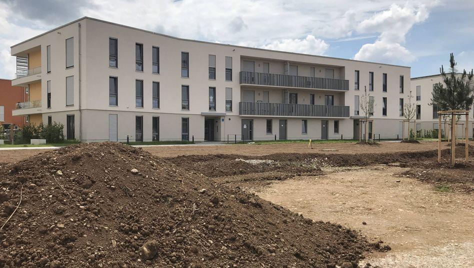 Neubauwohnungen im Kreis München: Neun Prozent Preisanstieg