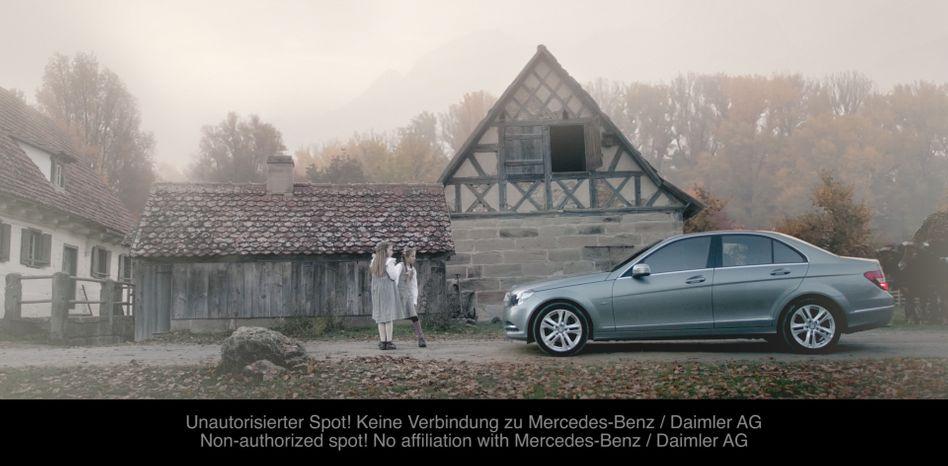 Kein Mercedes-Werbespot: Diplomprojekt an der Filmakademie in Ludwigsburg