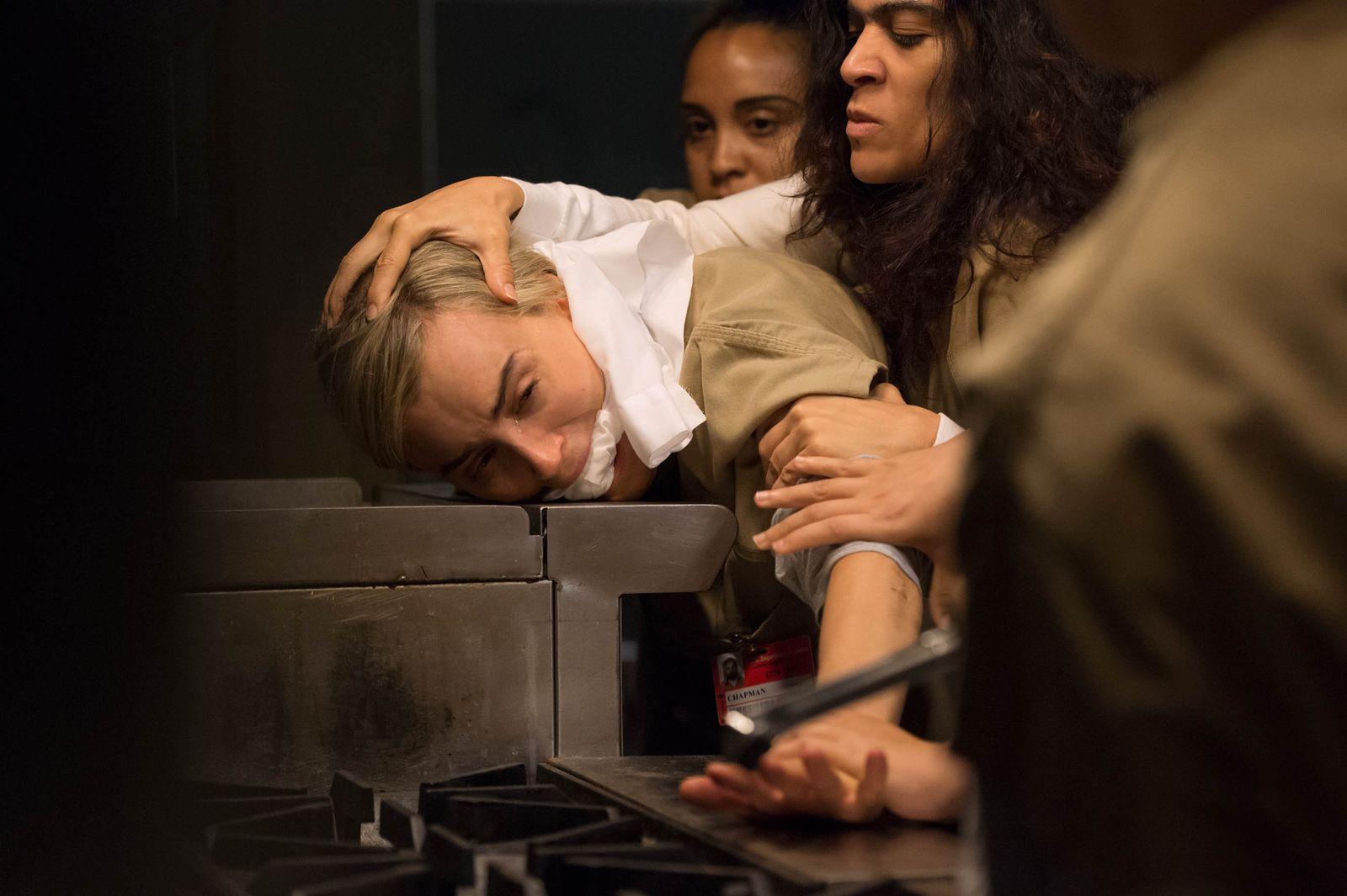 EINMALIGE VERWENDUNG Orange Is the New Black/ Vierte Staffel