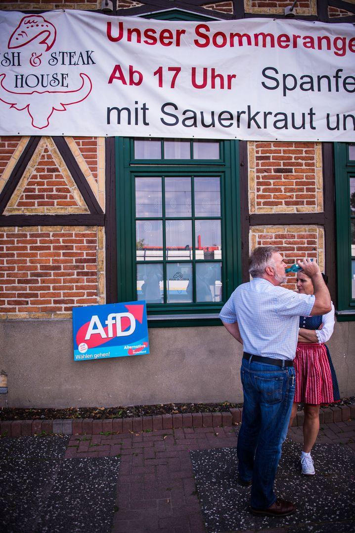 """Schweriner Veranstaltungsort Lindengarten: """"Zerstörung Deutschlands"""""""