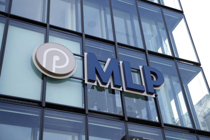 MLP-Filiale in Hamburg