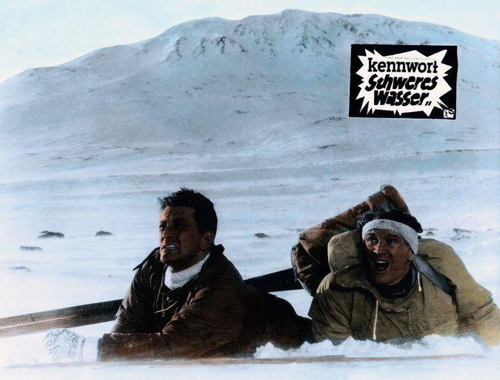 """""""Kennwort: 'Schweres Wasser'"""": Anthony Mann verfilmte die Aktion schon 1965"""