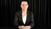 Tichanowskaja appelliert in Videobotschaft an EU