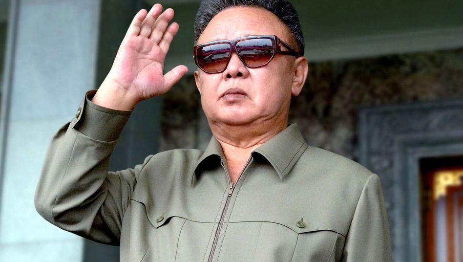 Nordkorea: Kim Jong Il ist tot