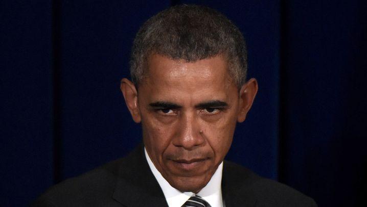 Obamas letztes Jahr im Amt: Schwierige Ehrenrunde