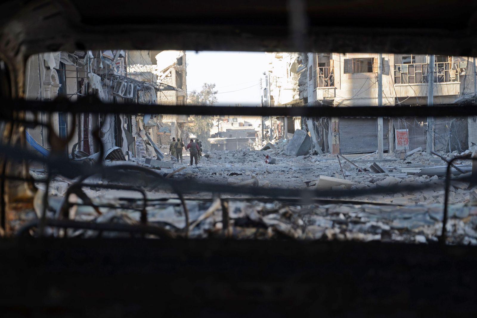 Syrien / al-Bab