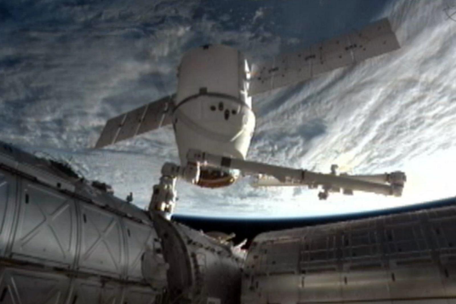 Raumtransporter Dragon / NASA