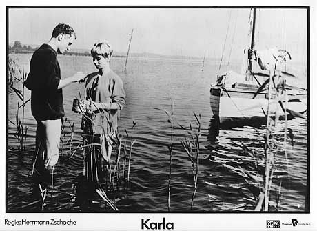 """""""Karla"""" mit Jutta Hoffmann, Regie: Hermann Zschoche"""