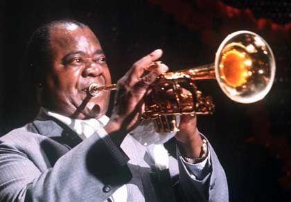 Jazz-Trompeter Armstrong: Botschafter der USA