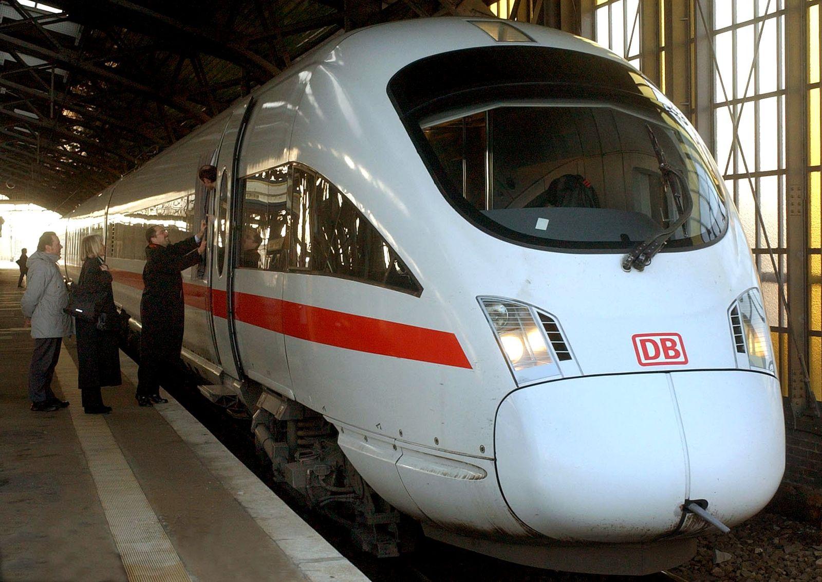 Bahn will Teil der ICE-Flotte aus dem Verkehr ziehen