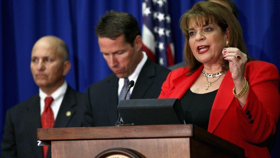 Entscheidung unter starkem öffentlichen Druck: Staatsanwältin Angela Corey