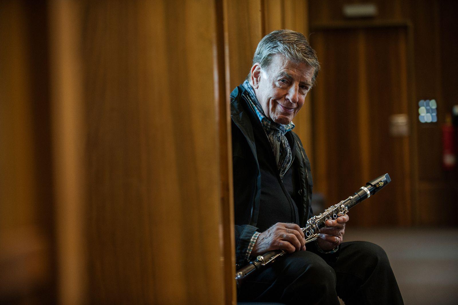 Jazz-Legende Rolf Kühn