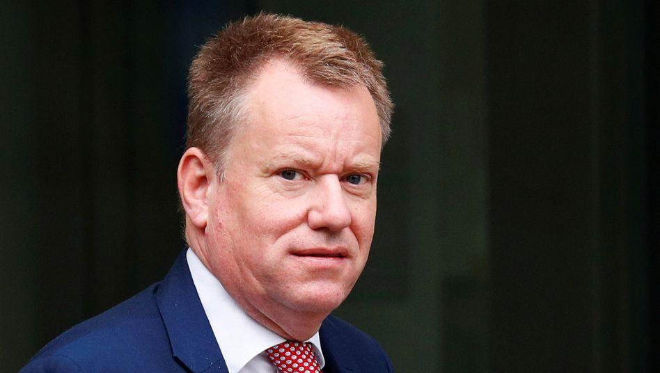 Der britische Chefunterhändler David Frost hat sich vom Proeuropäer zu einem Gegner der Union gewandelt