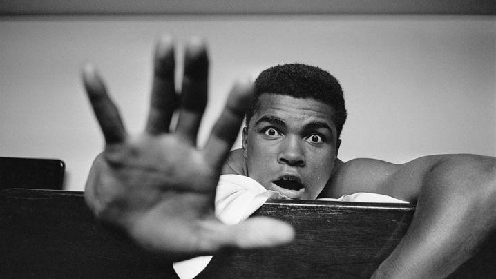 Boxlegende Muhammad Ali: Schmetterling, Biene, Kriegsdienstverweigerer