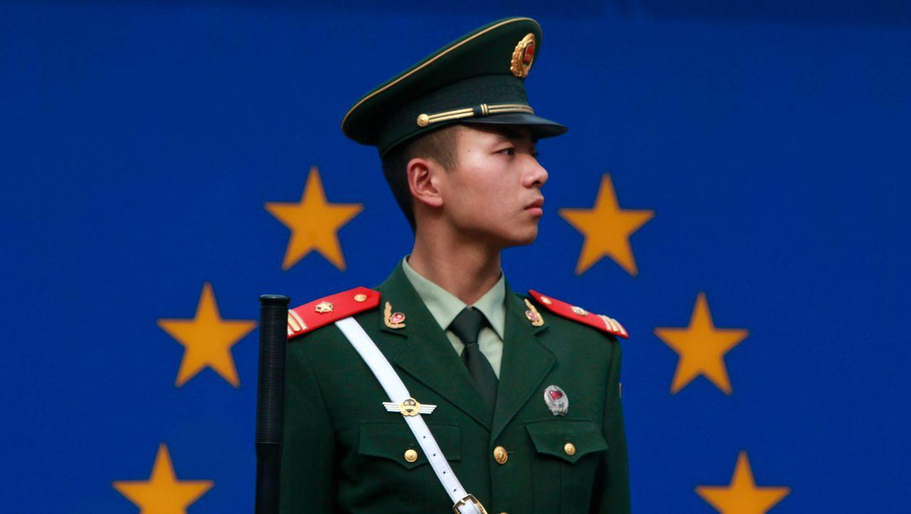 EU-Report über chinesische Desinformation sorgt für Ärger - DER SPIEGEL - Politik