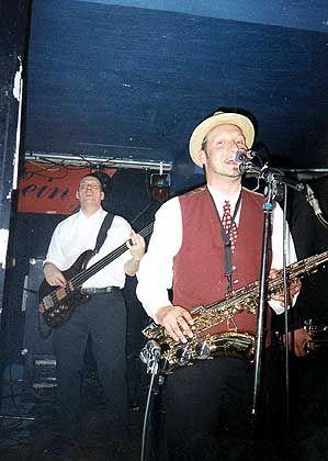 Am Saxofon statt im Bett: Langzeitstudent Martin Christoph Wolfstein