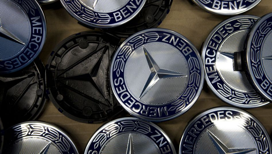 'The overall market in Europe is deteriorating,' German carmaker Daimler has warned.