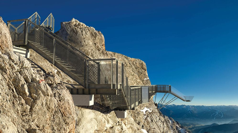 Photo Gallery: Austria's 'Stairway to Nothingness'