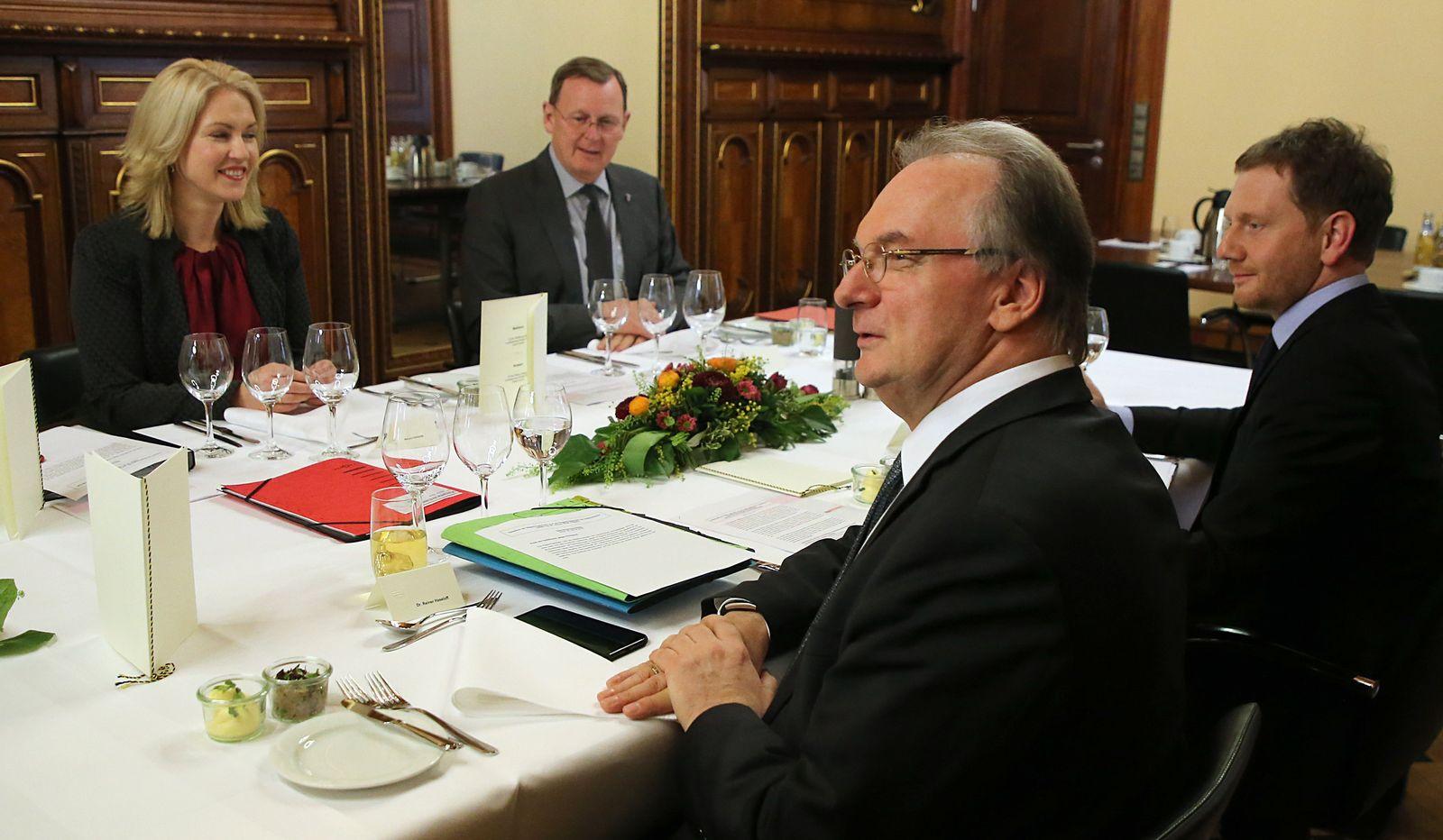 Konferenz der ostdeutschen Regierungschefs