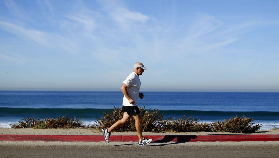 Sport im Alter: Zum Laufen ist es nie zu spät