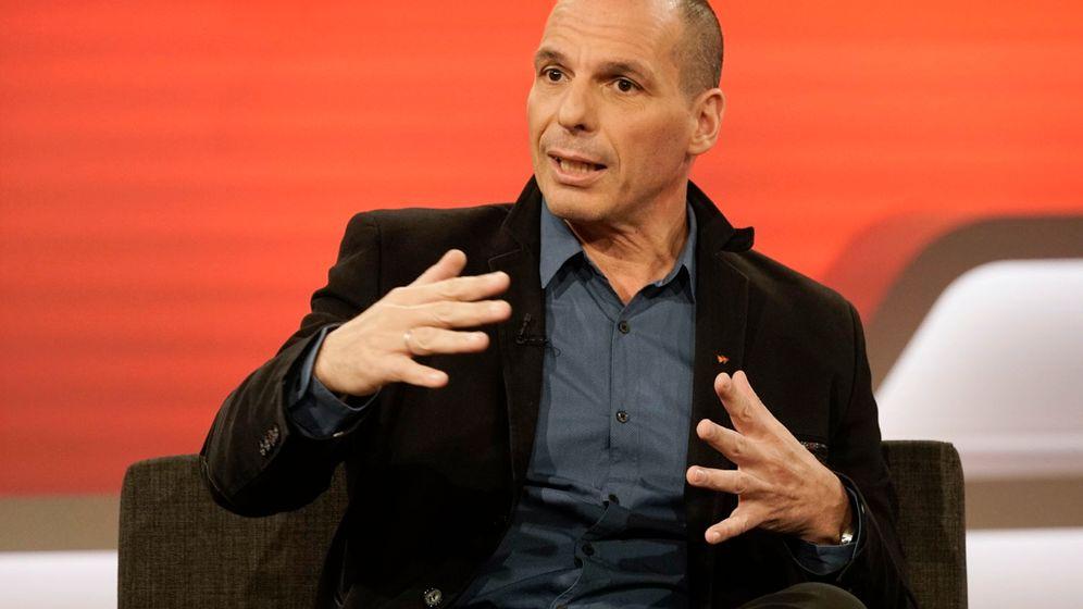 Varoufakis bei Maischberger: Hat er nie gesagt, stimmt so nicht