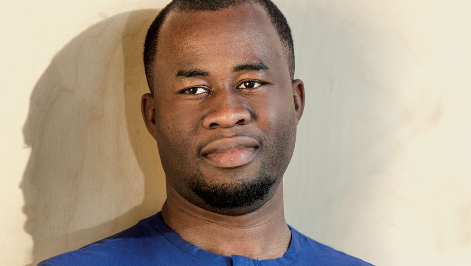 Einer der Preisträger: Chigozie Obioma