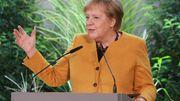 Merkel verteidigt Klimaschutzgesetz