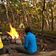 Mit Zelt und Rucksack in die Wildnis
