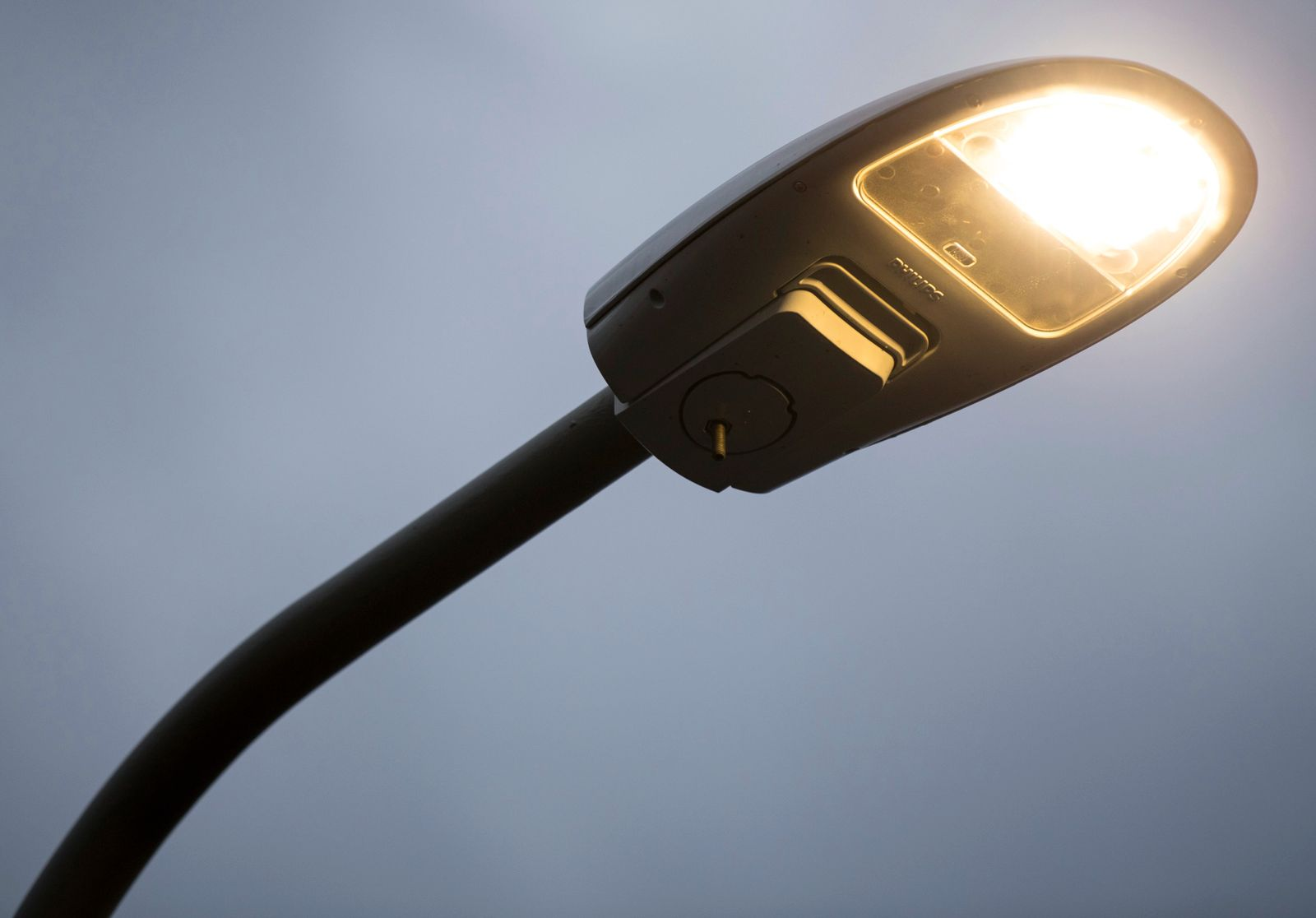 LED-Straßenlampen in Hessen