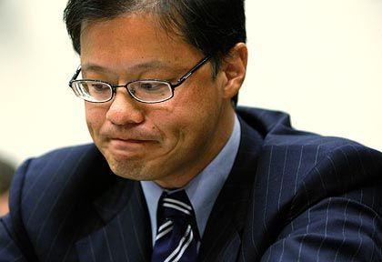 Yahoo-Chef Jerry Yang: Hämeseite verhöhnt die Konzernleitung