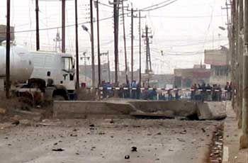 40 Verletzte bei Anschlag auf die US-Kaserne