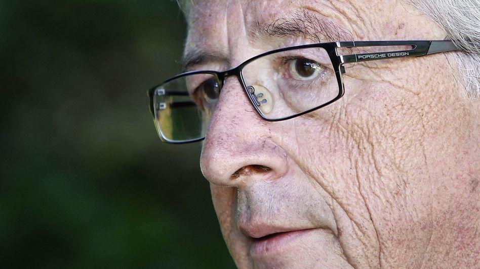 Christdemokrat Juncker: Rückendeckung von der Kanzlerin