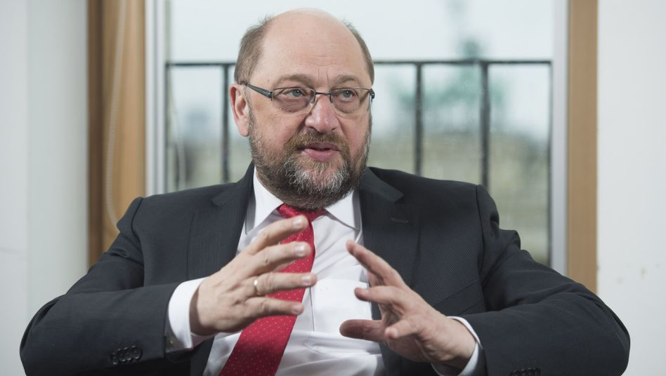 SPD-Politiker Schulz: Tiefste Krise der Europäischen Union